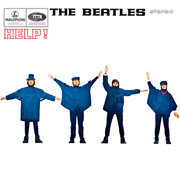 The Beatles Help Album Cover